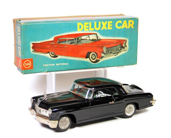 "A Boxed 1956 12.5"" Lincoln Continental Mark II Two-door sedan"