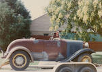 <b>1932 Ford Model 18 Deluxe Roadster 'Hot Rod'  </b><br />Chassis no. 18325478