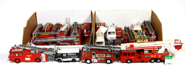 1/43rd Scale Meccano/Dinky Die-Cast Vehicles
