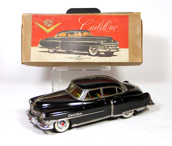 1951 Marusan Cadillac in Decorative Box
