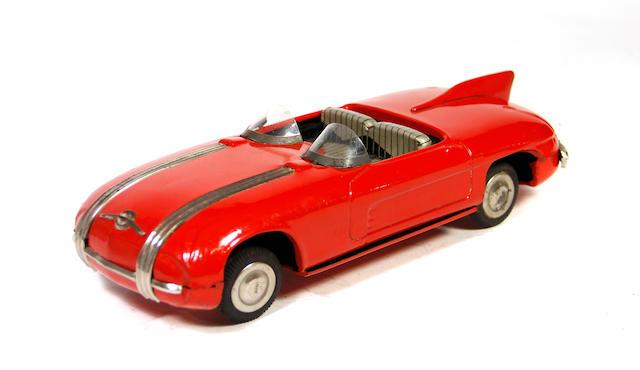 """1950's Pontiac """"Concept"""" Car"""