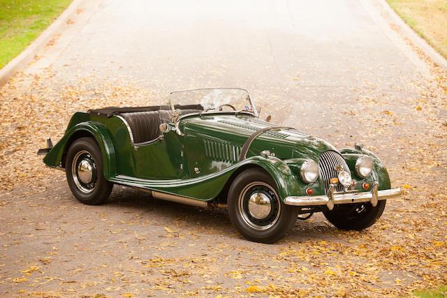 <b>1958 Morgan Plus 4 Sports  </b><br />Chassis no. 3852 <br />Engine no. CT63798E
