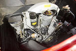 <b>1963 Porsche 356C 1600 Cabriolet  </b><br />Chassis no. 159295 <br />Engine no. 730366