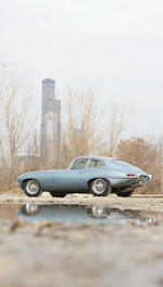 <b>1965 Jaguar E-Type Series 1 4.2-Liter Fixed Head Coupe  </b><br />Chassis no. 1E31482 <br />Engine no. 7E5162-9