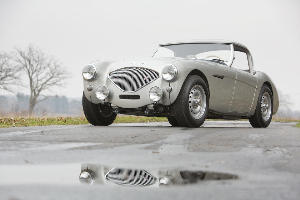 <b>1955 Austin-Healey 100 BN1 Competition Special  <br /></b>Chassis no. BN1L 225005 <br />Engine no. 1B225005M