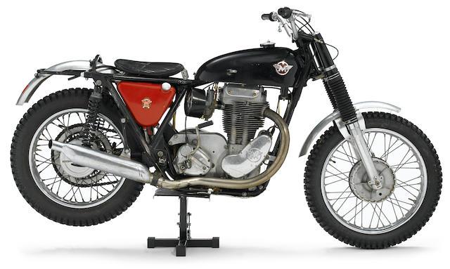 1960 Matchless  G80 500cc