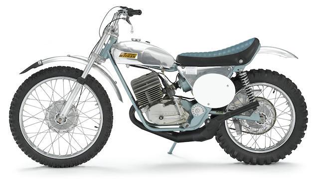 1970 Tyran Wassell 125 Sachs Scrambles