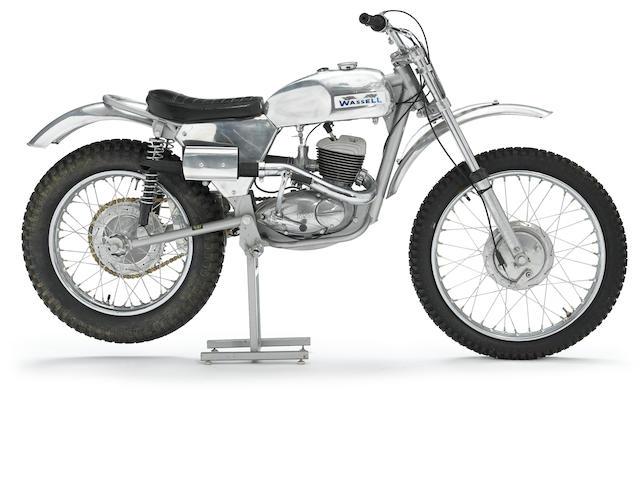 1968 Bantam Wassell  125