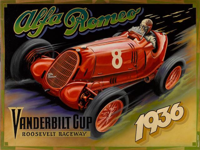 Robert Carter: Nuvolari Alfa 12C,