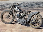 1948 Harley Davidson WR Factory Racer Engine no. 48WR2019