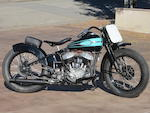 1940 Harley-Davidson WLD Daytona Race Replica Engine no. 40WLD3606