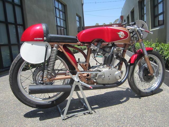1964 Ducati 250cc F3 Frame no. 24