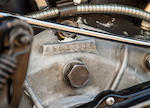 1946 Harley-Davidson  EL 'Knucklehead' Engine no. 46EL3914