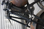 1930 AJS  R7 Racing Motorcycle Frame no. 145 359R Engine no. 145 359R