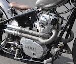 1980 Yamaha XS650 Bobber