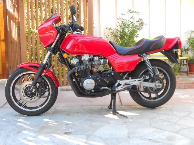 1983 Honda  CB1100F Frame no. JH2SC1104DM004935 Engine no. SC11E2008368