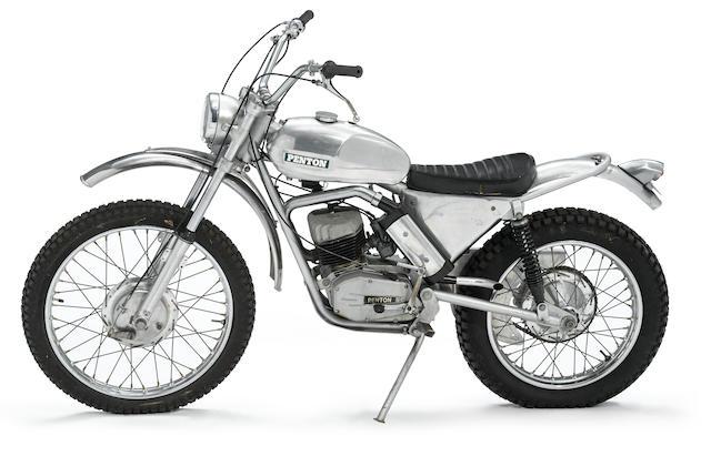 1970 Penton Wassell 125 Enduro