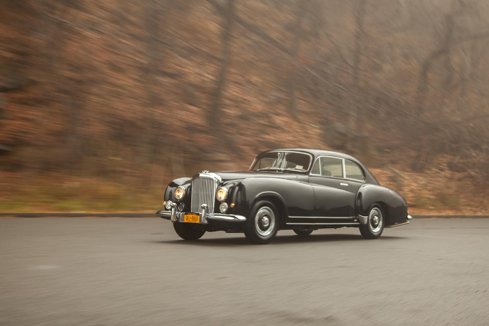 <b>1954 Bentley R-Type Continental 'Fastback' Sports Saloon  </b><br />Chassis no. BC51LC <br />Engine no. BCC50