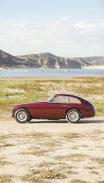 <i>The Tailor's Car – Ex-Augusto Caraceni and Count Antonio Naselli</i><br /><b>1951 Ferrari 212 Export Berlinetta  </b><br />Chassis no. 0088 E <br />Engine no. 0088 E