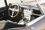 <b>1962 Jaguar E-Type Series 1 3.8-Liter Roadster  </b><br />Chassis no. 876520 <br />Engine no. R3522-9