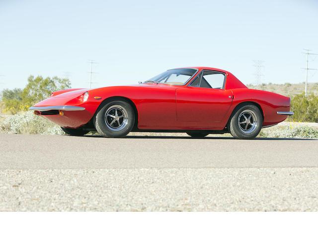 <b>1967 Intermeccanica Omega  </b><br />Chassis no. S1C101128