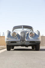 <b>1950 Jaguar XK120 Roadster  </b><br />Chassis no. 670405