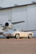 <b>1963 Chevrolet 327/340hp Corvette Coupe</b>  <br />Chassis no. 30837S119672<br />Engine no. 3119672 FO710RE