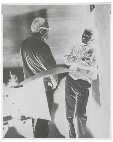 A Steve McQueen negative