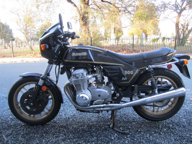 1983 Benelli 900 Sei Frame no. ZBNB0AB07DP011290 Engine no. BGB011293