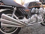 1980 Honda CBX Frame no. SCO32000280 Engine no. SCO3E 2000296