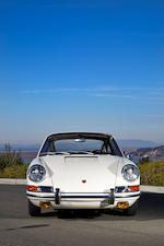 <b>1967 Porsche 911 2.0-Liter Coupe  </b><br />Chassis no. 306528 <br />Engine no. 909869