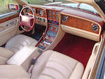 <b>2001 Bentley Azure Convertible  </b><br />VIN. SCBZK22E01CX62625