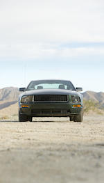 <i>The first 2008 Bullitt Mustang built by Ford, owned by Chad McQueen</i><br /><b>2008 Ford Mustang Bullitt Coupe </b><br />VIN. 1ZVHT82H485157442