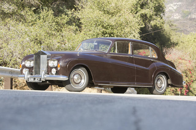 <b>1963 Rolls-Royce Silver Cloud III Long Wheelbase Touring Limousine  </b><br />Chassis no. CCL 33