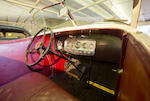 <b>1933 Auburn 12-161A Custom Speedster  </b><br />Chassis no. 160 1146E <br />Engine no. BB1025