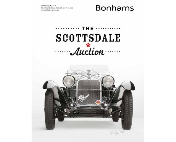 The Scottsdale Auction
