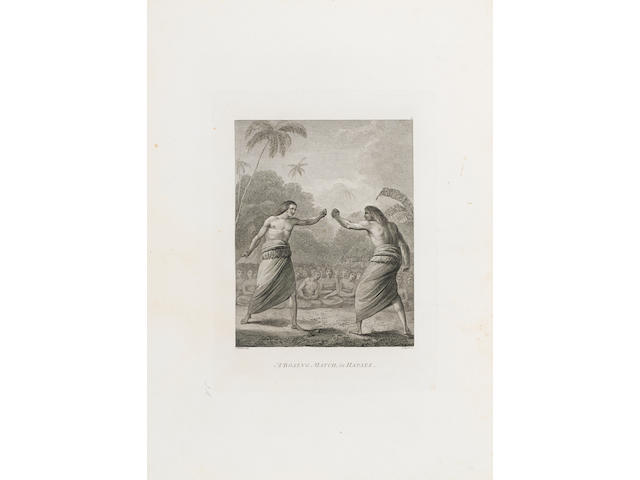COOK, JAMES. 1728-1779. COMPLETE SET OF COOK'S VOYAGES.