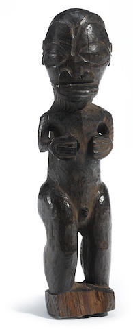 Standing Figure, Marquesas Islands