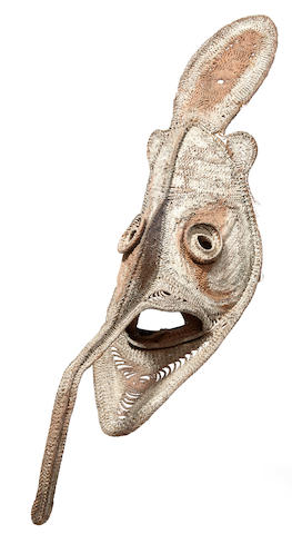 Male Mask, East Sepik Province, Papua New Guinea