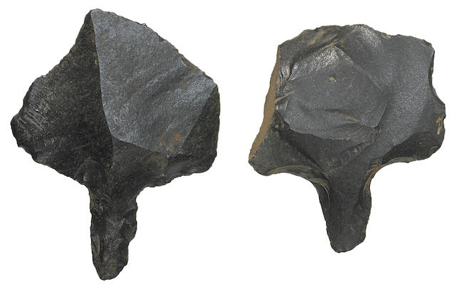 Pair of Spear Points, Easter Island