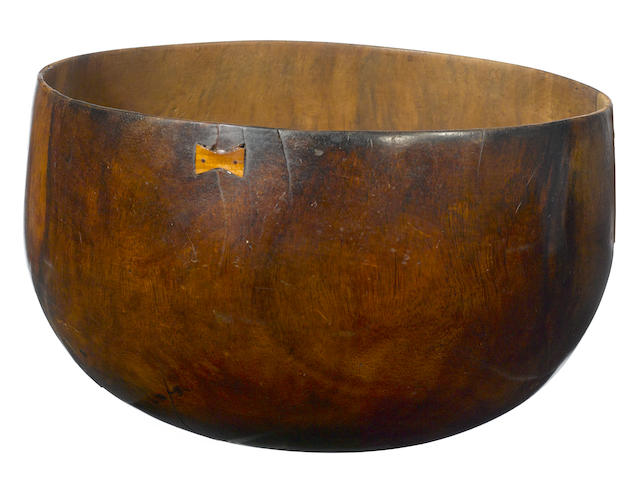 Extremely Fine Bowl, Hawaiian Islands