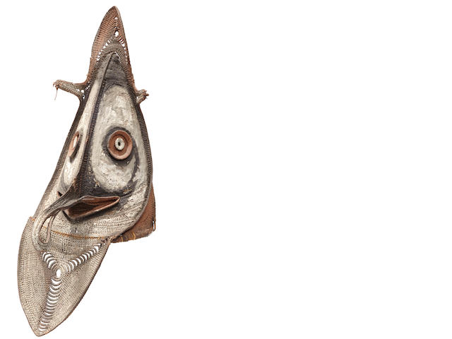 Female Mask, East Sepik Province, Papua New Guinea