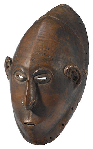 Fine Mask, probably Singarin Village, Lower Sepik River, Papua New Guinea