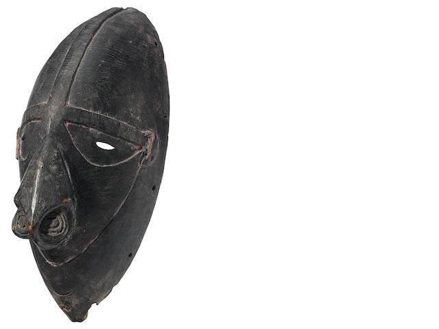 Ancestral Mask, Vokeo Island, Papua New Guinea