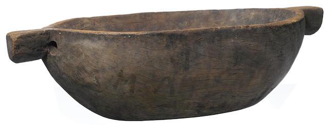 Rare Bowl, Wallis Island