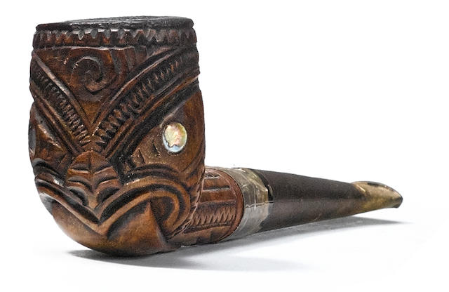 Maori Pipe, New Zealand
