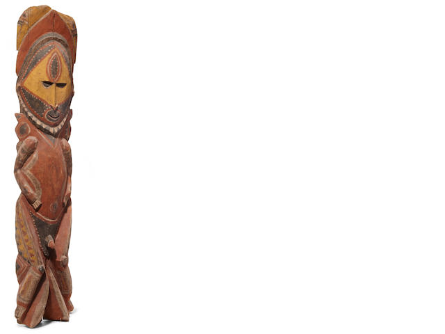 Abelam Ancestral Figure, Prince Alexander Mountains, Middle Sepik River, Papua New Guinea