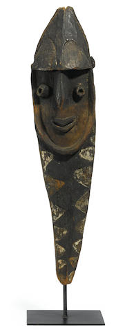 Figure for Yam Ceremony, Washkuk Hills, Upper Sepik River Region, Papua New Guinea