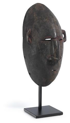 Nagum Boiken Ancestral Spirit Mask, Coastal Prince Alexander Mountains, Papua New Guinea