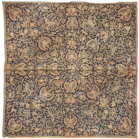 Two Historically Important Batik Cloths, Java
